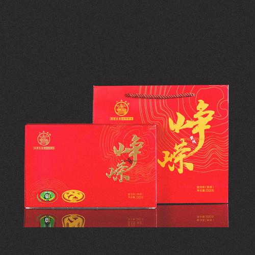 BAJIAOTING Brand Zheng Rong Pu-erh Tea Brick 2019 1000g Ripe