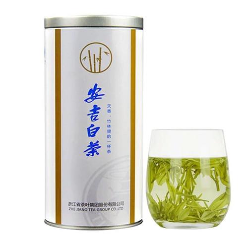 TianXiang Brand Ming Qian Premium Grade An Ji Bai Pian An Ji Bai Cha Green Tea 125g