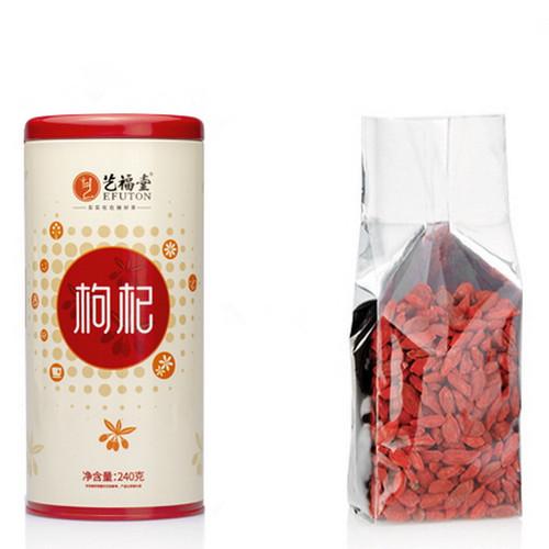 EFUTON Brand Goji Berry Top Lycii Wolfberry 240g