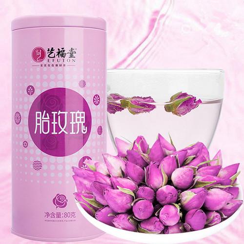 EFUTON Brand Red Rosebud Tea Rose Tea 80g