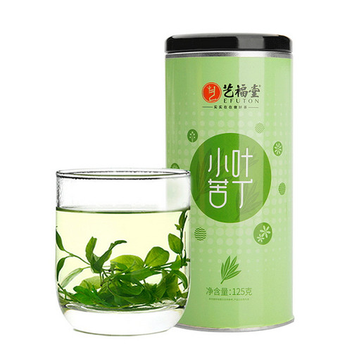 EFUTON Brand Xiao Ye Kuding Tea Bitter Tea 125g