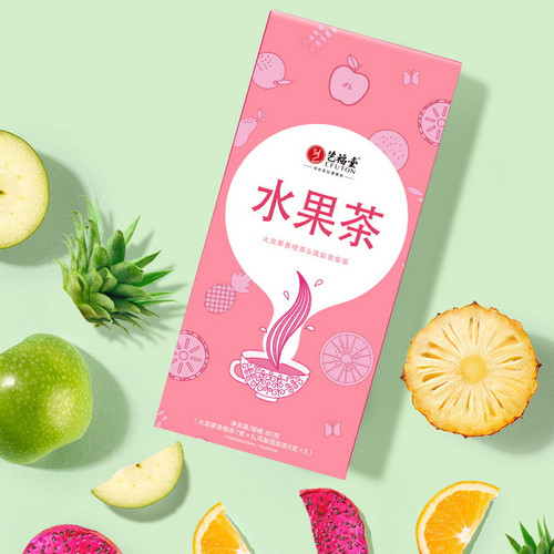 EFUTON Brand Fruit Tea Mixed Fuits Loose Herbal Tea 80g