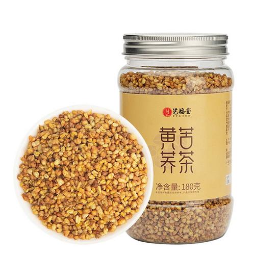 EFUTON Brand Yellow Tartary Buckwheat Tea All Natural Sobacha 180g