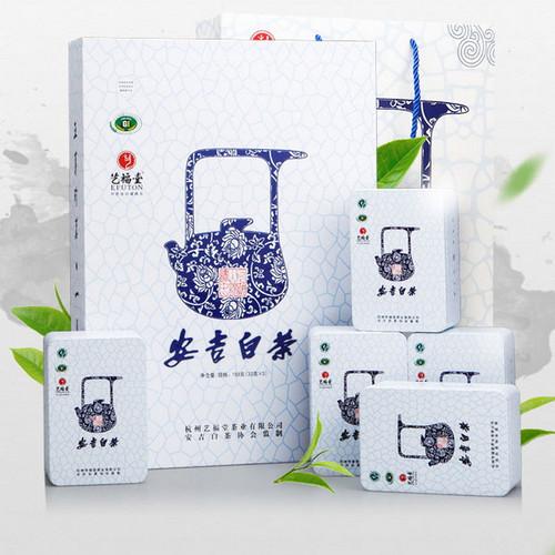 EFUTON Brand Qing Hua Feng Yun Ming Qian Premium Grade An Ji Bai Pian An Ji Bai Cha Green Tea 150g