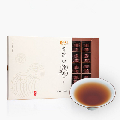 EFUTON Brand Yuanwei Xiao Tuo Tea Pu-erh Tea Tuo 2021 280g Ripe