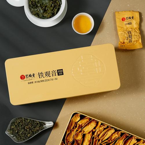 EFUTON Brand Meng Yun 300 Nong Xiang Tie Guan Yin Chinese Oolong Tea 252g