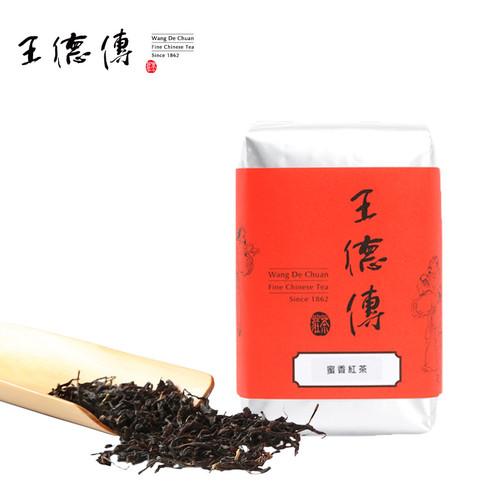 Wang De Chuan Brand Mixiang Hongcha Honey Scented Taiwan Black Tea 150g