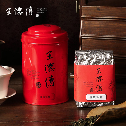 Wang De Chuan Brand Taiwan Dong Ding Oolong Tea 150g