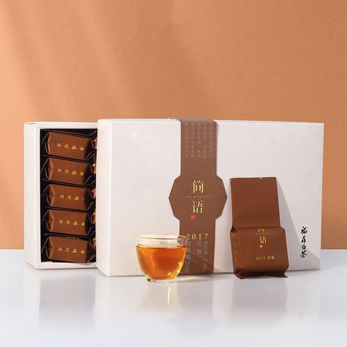 PINPIN TEA Brand Jian Yu Chen Yun Four Year Gong Mei White Tea Loose 100g