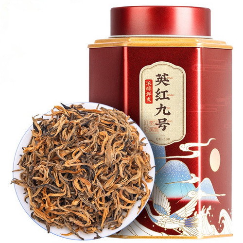 Wu Hu Brand Yinghong NO.9 Yingde Black Tea 125g