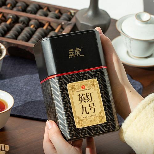 Wu Hu Brand Nong Xiang Yinghong NO.9 Yingde Black Tea 125g