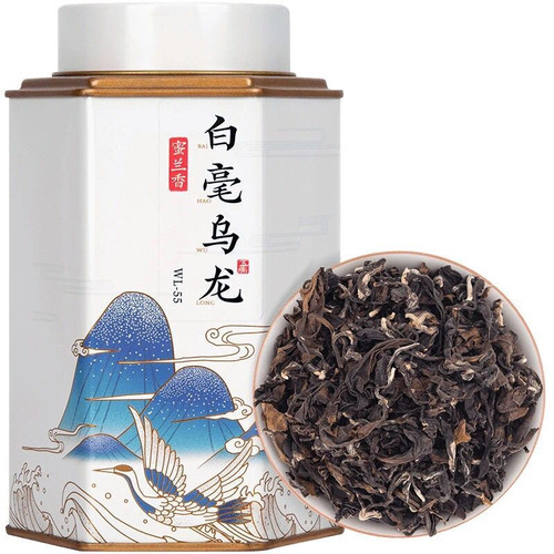 Wu Hu Brand Bai Hao Oolong Oriental Beauty Oolong Tea 100g