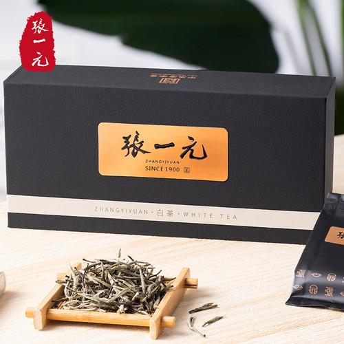 ZHANG YI YUAN Brand Shang Pin Series Bai Hao Yin Zhen Silver Needle White Tea 80g