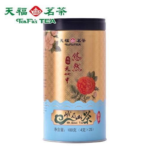 TenFu's TEA Brand You Ran E Mei Green Tea 100g