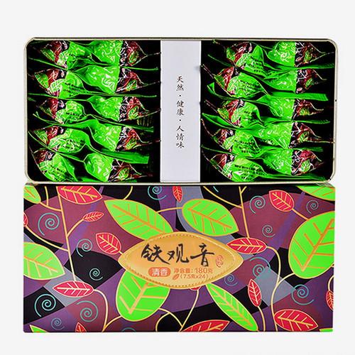 TenFu's TEA Brand Qing Xiang Tie Guan Yin Chinese Oolong Tea 180g