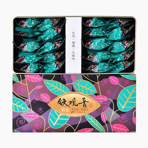 TenFu's TEA Brand Yun Xiang Tie Guan Yin Chinese Oolong Tea 180g