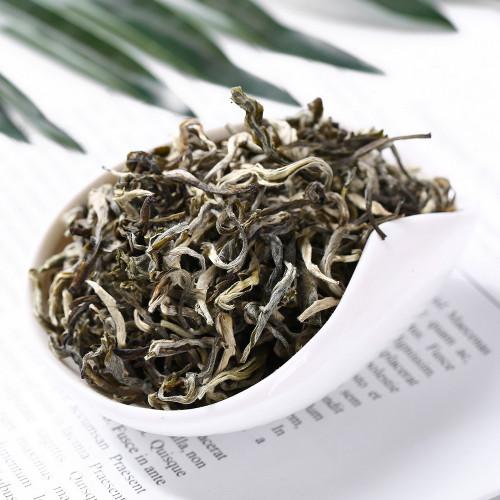 Organic Natural Silver Peach Green Tea 500g