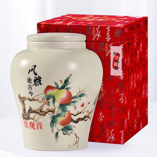 TenFu's TEA Brand M6 Premium Grade Qing Xiang Tie Guan Yin Chinese Oolong Tea 250g