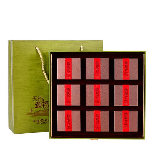 TenFu's TEA Brand Song Fu Qing Xiang Tie Guan Yin Chinese Oolong Tea 202g
