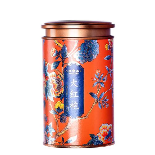 TenFu's TEA Brand Si Fang Cha Da Hong Pao Fujian Wuyi Big Red Robe Oolng Tea 40g
