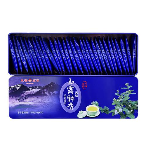 TenFu's TEA Brand Premium Grade Yu Lu Piao Xiang Jasmine Green Tea 120g