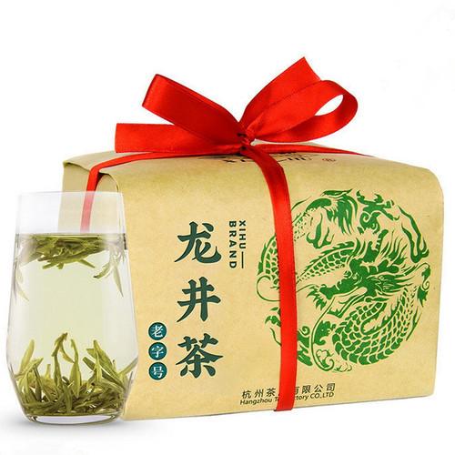 XI HU Brand Ming Qian Premium Grade Jing Xuan Long Jing Dragon Well Green Tea 250g
