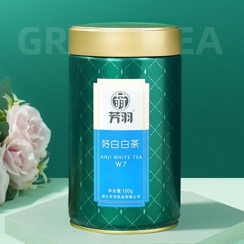 FANGYU Brand So White Ming Qian Premium Grade An Ji Bai Pian An Ji Bai Cha Green Tea 100g