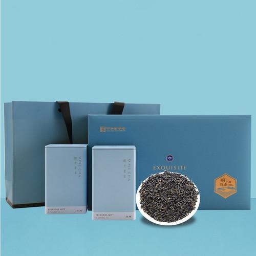 HUI LIU Brand Guo Feng 1st Grade Qi Men Hong Cha Chinese Gongfu Keemun Black Tea 200g