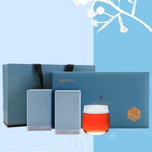 HUI LIU Brand Guo Feng Premium Grade Qi Men Hong Cha Chinese Gongfu Keemun Black Tea 200g