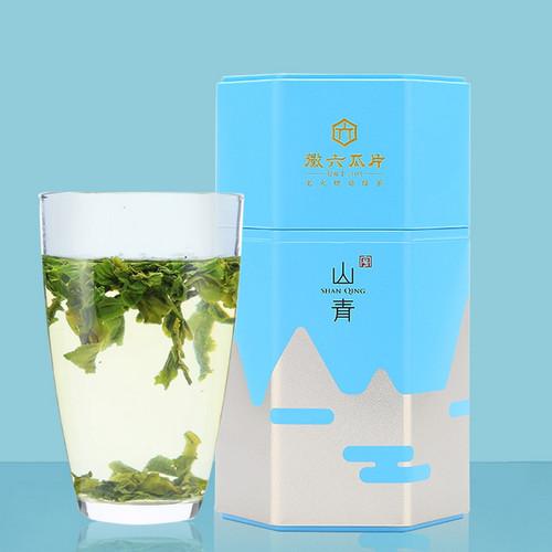 HUI LIU Brand Shan Qing Te 2st Grade Liu An Gua Pian Melon Slice Tea 250g