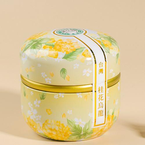 TAIWAN TEA Brand Xi Er Bei Gui Hua Oolong Osmanthus Oolng Tea Tea Bag 30g