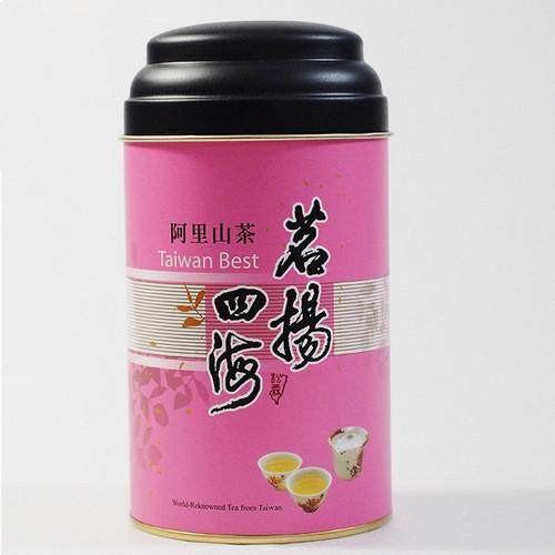 TAIWAN TEA Brand Ming Yang Si Hai Taiwan Jinxuan Milk Oolong Silk Oolong Tea 150g