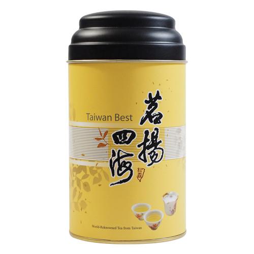 TAIWAN TEA Brand Ming Yang Si Hai Qingxiang AliShan Taiwan High Mountain Gao Shan Oolong Tea 150g