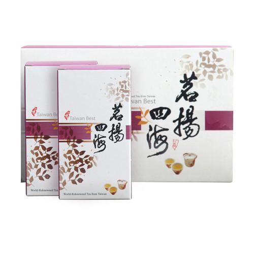 TAIWAN TEA Brand Ming Yang Si Hai Qingxiang Taiwan Dong Ding Oolong Tea 300g