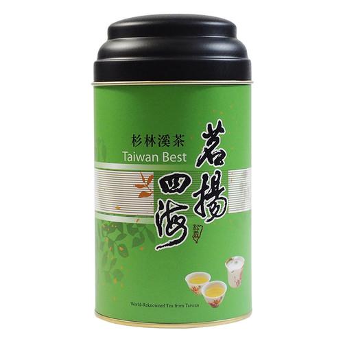 TAIWAN TEA Brand Ming Yang Si Hai Qingxiang Taiwan Shan Lin Xi Oolong Tea 150g