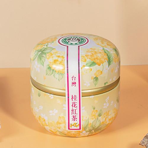 TAIWAN TEA Brand Osmanthus Black Tea Tea Bag 30g