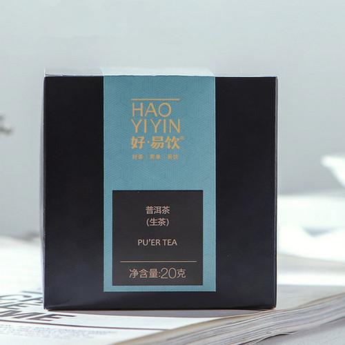 MENGKU Brand Hao Yi Yin Pu-erh Tea Tea Bag 2020 20g Raw