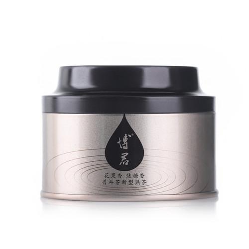 MENGKU Brand Bo Jun Pu-erh Tea Loose 2020 50g Ripe