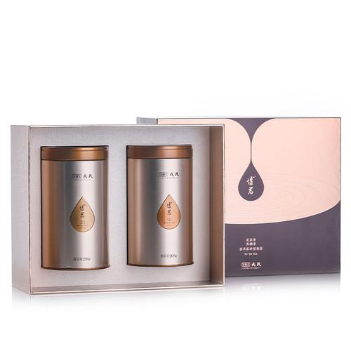 MENGKU Brand Bo Jun Pu-erh Tea Loose 2020 200g*2 Ripe