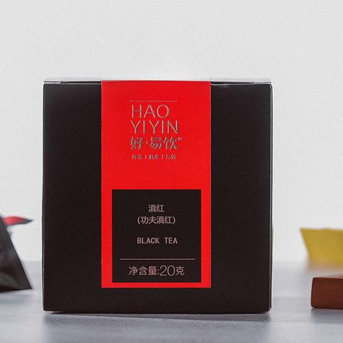 MENGKU Brand Hao Yi Yin Dian Hong Yunnan Black Tea Tea Bag 20g