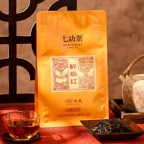 MENGKU Brand Zui Lin Hong Dian Hong Yunnan Black Tea 100g