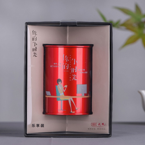 MENGKU Brand Xiao Shi Guang Dian Hong Yunnan Black Tea Tea Bag 40g