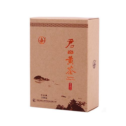 JUNSHAN Brand Tian Zhi Yun Jun Shan Huang Cha China Yellow Yellow Tea Nuggets 100g