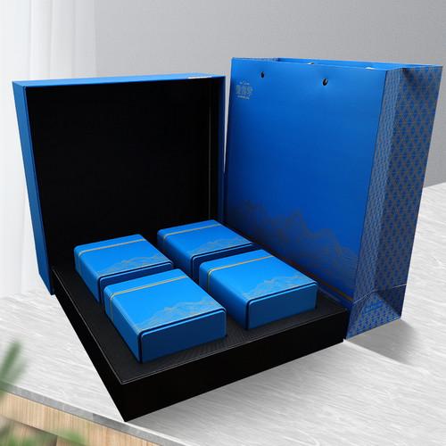 H. GENERAL Brand Ming Qian Premium Grade First Plucked Huang Shan Mao Feng Yellow Mountain Green Tea 400g