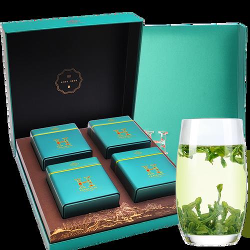 H. GENERAL Brand Ming Qian Premium Grade Liu An Gua Pian Melon Slice Tea 400g