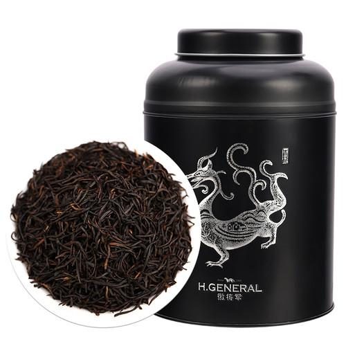 H. GENERAL Brand Premium Grade Lapsang Souchong Black Tea 250g