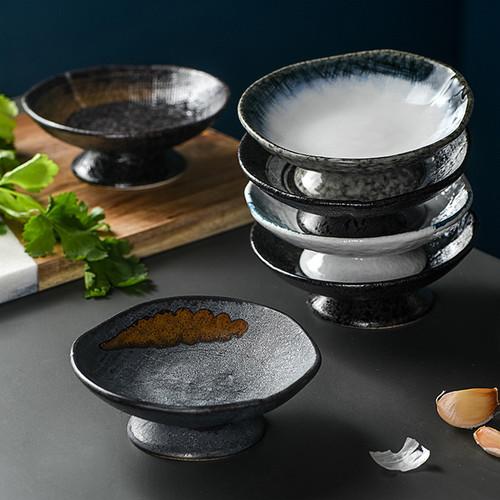 Japanese Style Ceramic Saucer