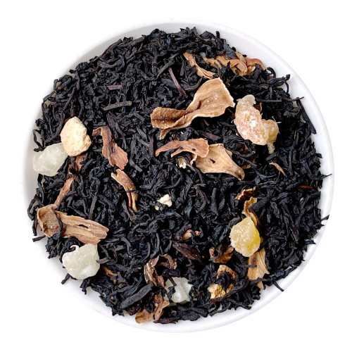 Organic Mango Flavoured Black Tea with Assorted Fruits 500g