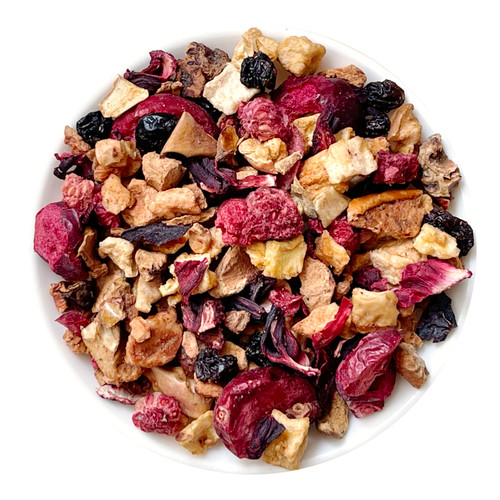 Wild Berries Assorted Organic Dried Fruits Herbal Tea 500g