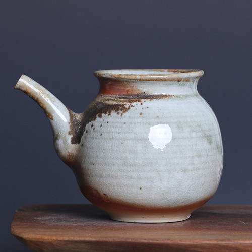 Chai Shao Porcelain Mud Long Mouth 7-13 Handmade Wood-Fired Ceremic Fair Cup Of Tea Serving Pitcher Creamer